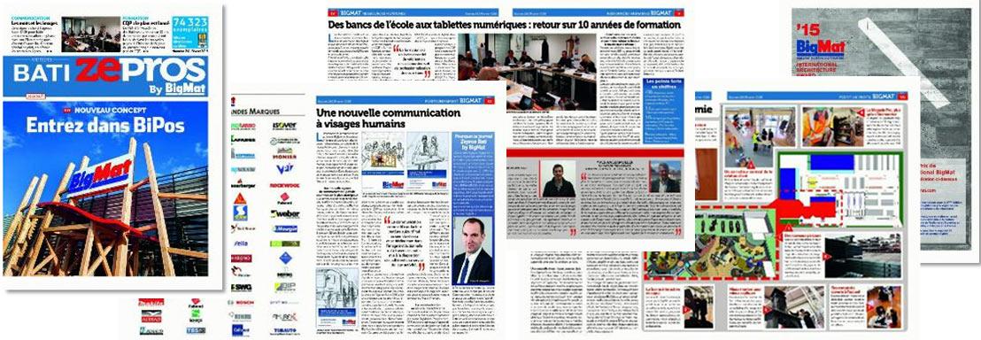 CRÉATION D'UN JOURNAL SPÉCIAL CLÉ EN MAIN