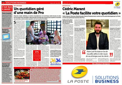 PUBLI-REPORTAGE SPÉCIFIQUE SUR MESURE